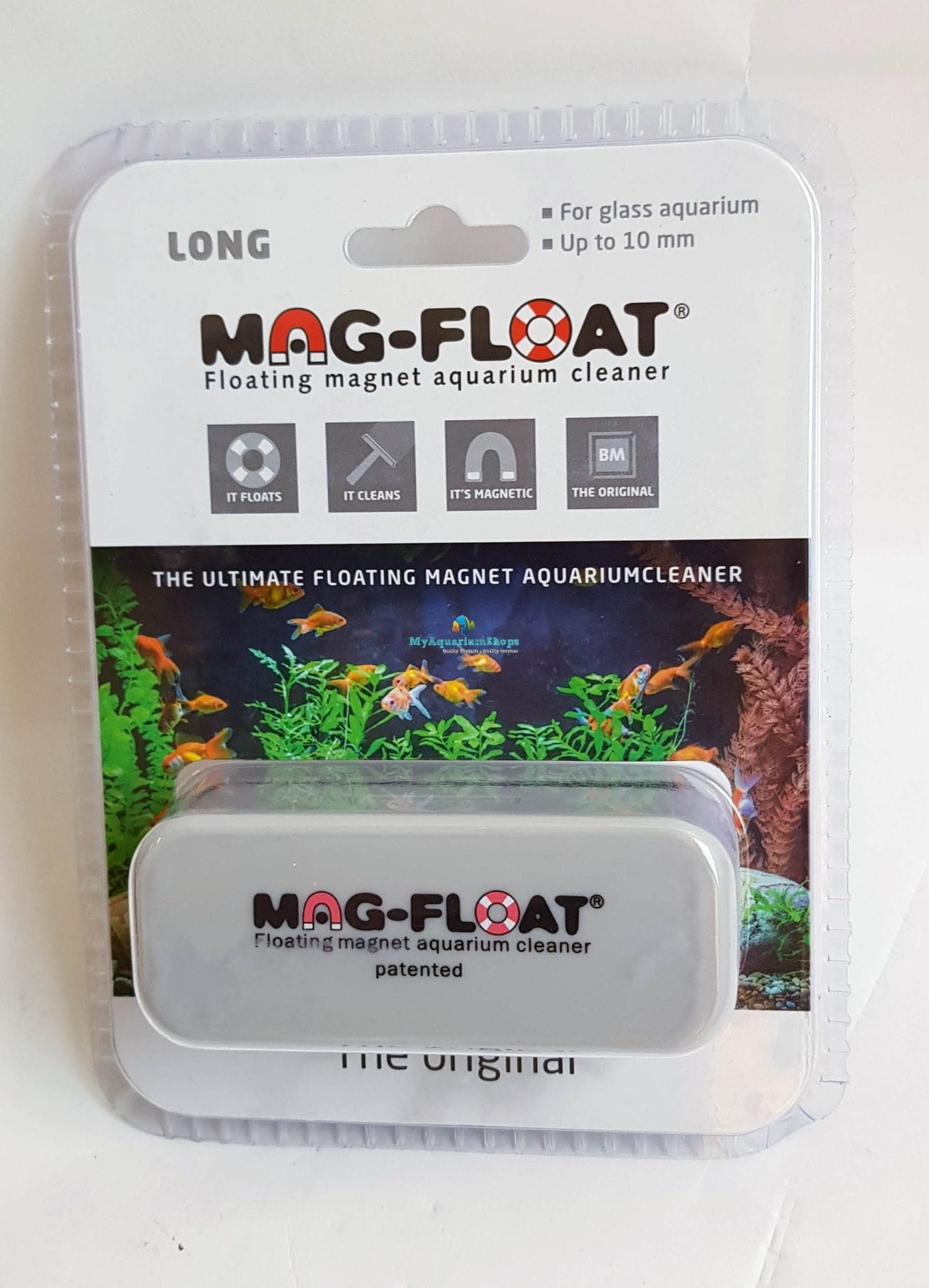 mag float long magnet cleaner